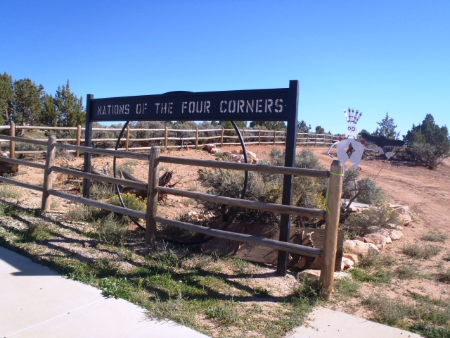 Nations of the Four Corners