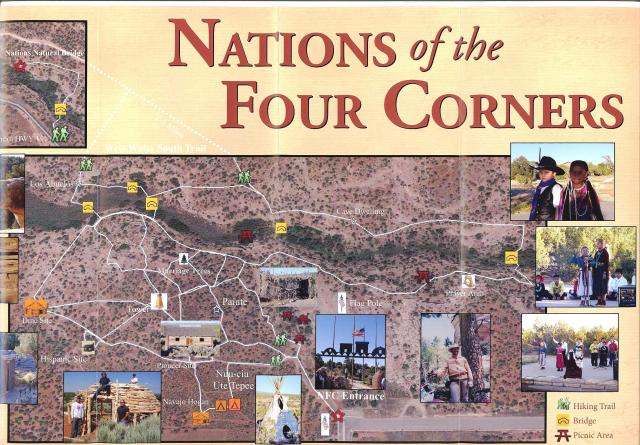 Nations of the Four Corners Brochure