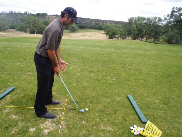 Golf Lessons at the Hideout Golf Club- Monticello- UT