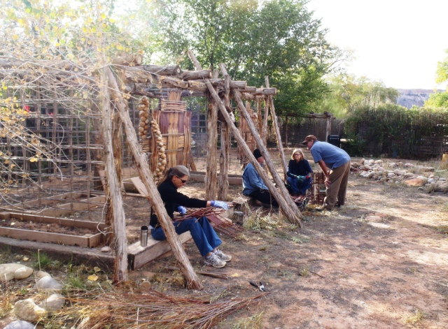 Bluff Arts Festival- Willow Weaving Workshop